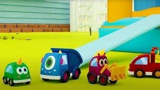 Песенка про машинки Мокас - Песенки для детей