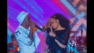 "Shangwe la Aslay & Nandy #NextDoorArena Wakiimba Subalkheri ""Live"""