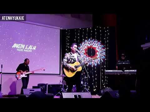 Free Download Aizat Amdan - Angau - Mini Showcase Pelancaran Mv Angin Lalu Mp3 dan Mp4