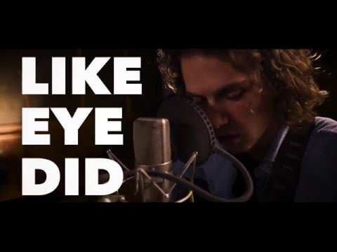 FIL BO RIVA - Like Eye Did (Live Session)