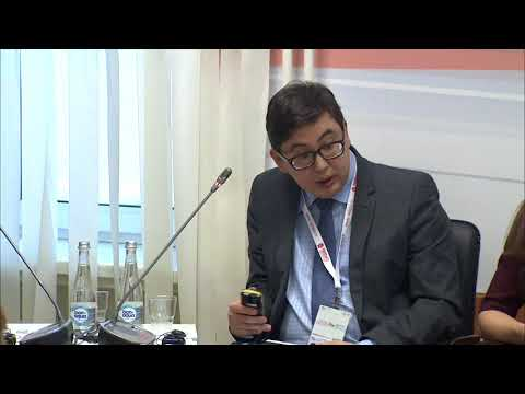 The Gaidar Forum 2018. APEC economies: new technology markets development