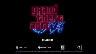 Grand Theft Auto VI Trailer - GTA 6