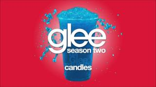 Candles | Glee [HD FULL STUDIO]