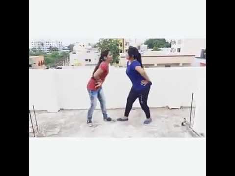 Latest Telugu Dubsmash || ramulamma dance | must watch