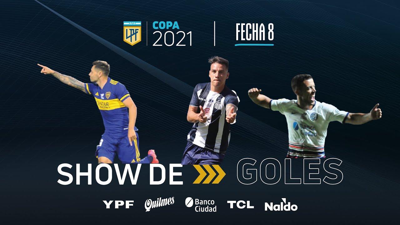 Copa de la Liga | Show de goles de la fecha 8