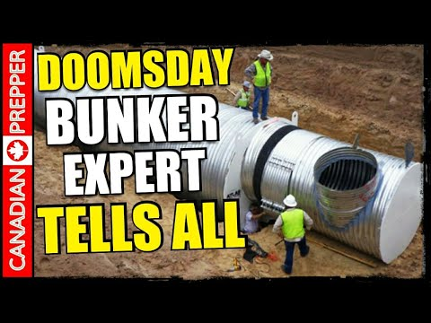 Secrets of the Doomsday Bunker Industry: Interview with Atlas Survival Shelters