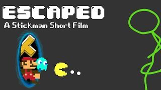 Escaped - A Stickman Animation