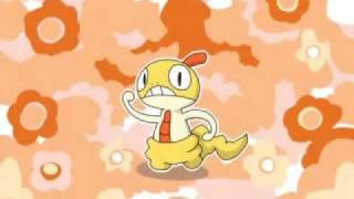 Pokemon BW Scraggy Wonder Drug