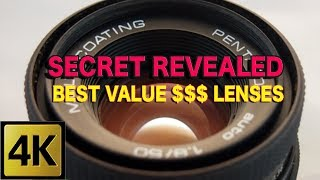 BEST VALUE LENSES -