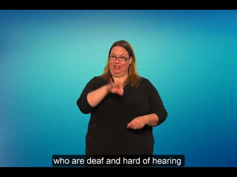 Survey for Flint Water Crisis for Deaf and Hard of Hearing Community