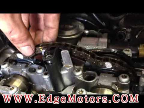 Edge Motors 1.8T VW and Audi oil sludge removal and camshaft adjuster replacement