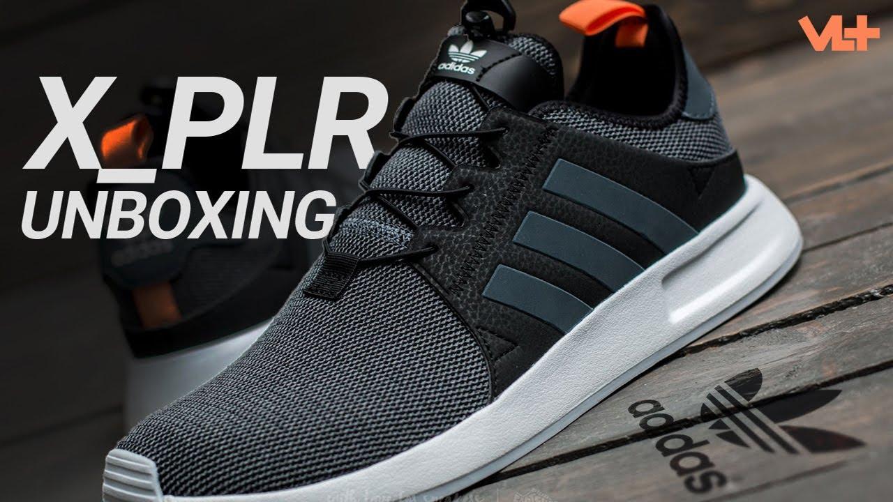 sale retailer f6114 7cc16 Adidas X PLR Unboxing