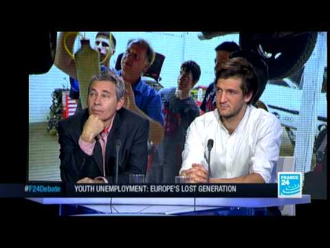 Youth Unemployment: Europe's Lost Generation (Part 2) - #F24Debate