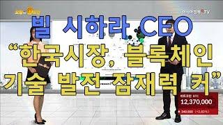 오늘의코인 137회 (180302) 한국시장, 블록체인 기술 발전 잠재력 커