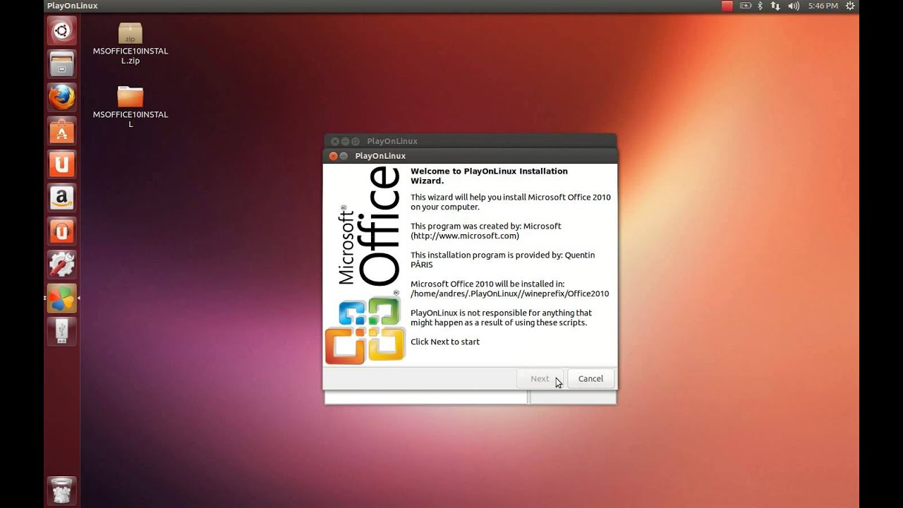 ubuntu home office. Ubuntu Home Office