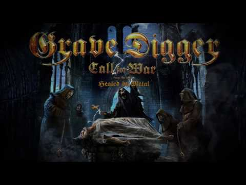 GRAVE DIGGER - Call For War (Official Lyric Video) | Napalm Records