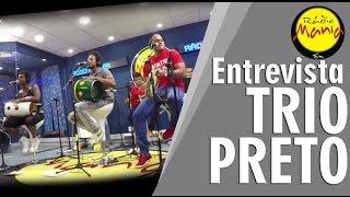 Radio Mania - Trio Preto - Dentro de um Pandeiro
