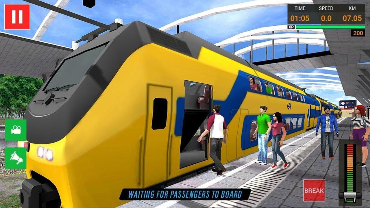 Euro Train Games