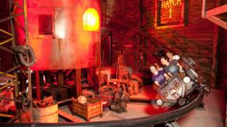 Movie Park Germany - Van Helsing's Factory Soundtrack Part 2