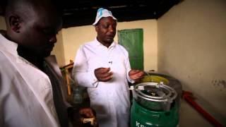 Bétail, biogaz et pneus en pays Massaï : des solutions innovantes pour les déchets d'abattage