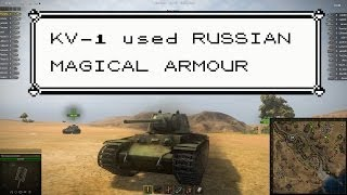 "KV-1 / El Halluf / ""Made with finest Sovietanium"""