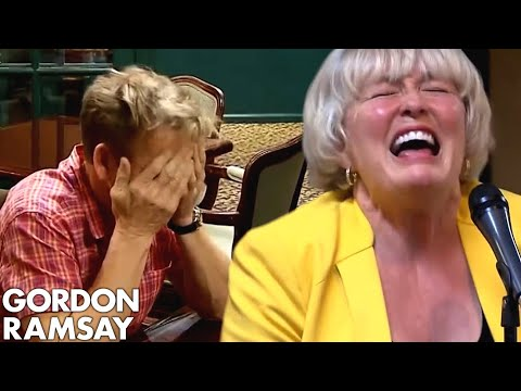 Gordon Ramsay's Most RIDICULOUS Moments On Hotel Hell