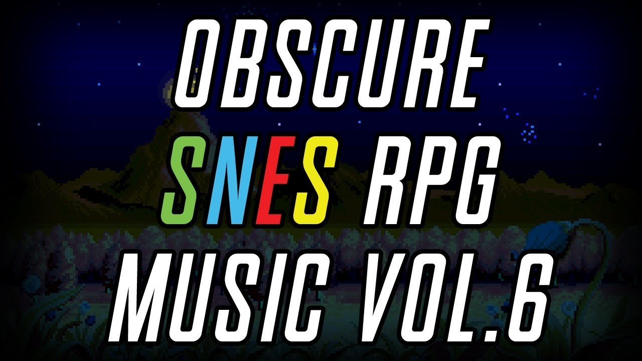 s a l a d e d e m a ï s : :   » Obscure SNES RPGs