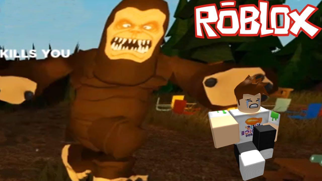 Roblox Bigfoot Youtube