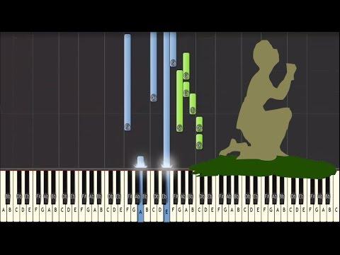 Sumérgeme | Jesús Adrián Romero | Piano tutorial Synthesia