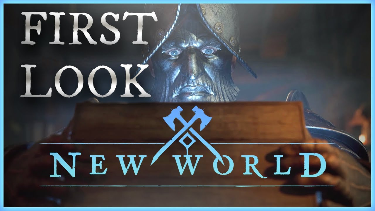 NEW WORLD: First Impressions of this new MMO from a WoW Veteran