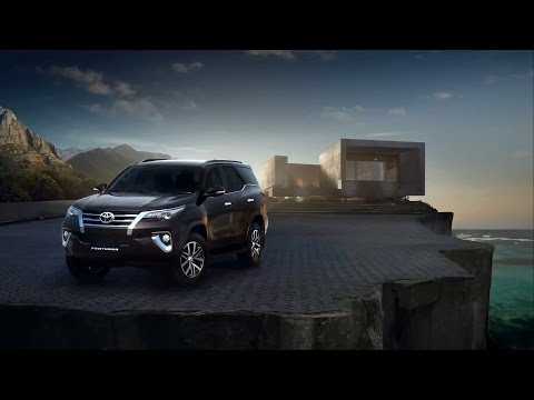 เปิดตัว All New Fortuner - New Legend of the Pride TVC Thailand