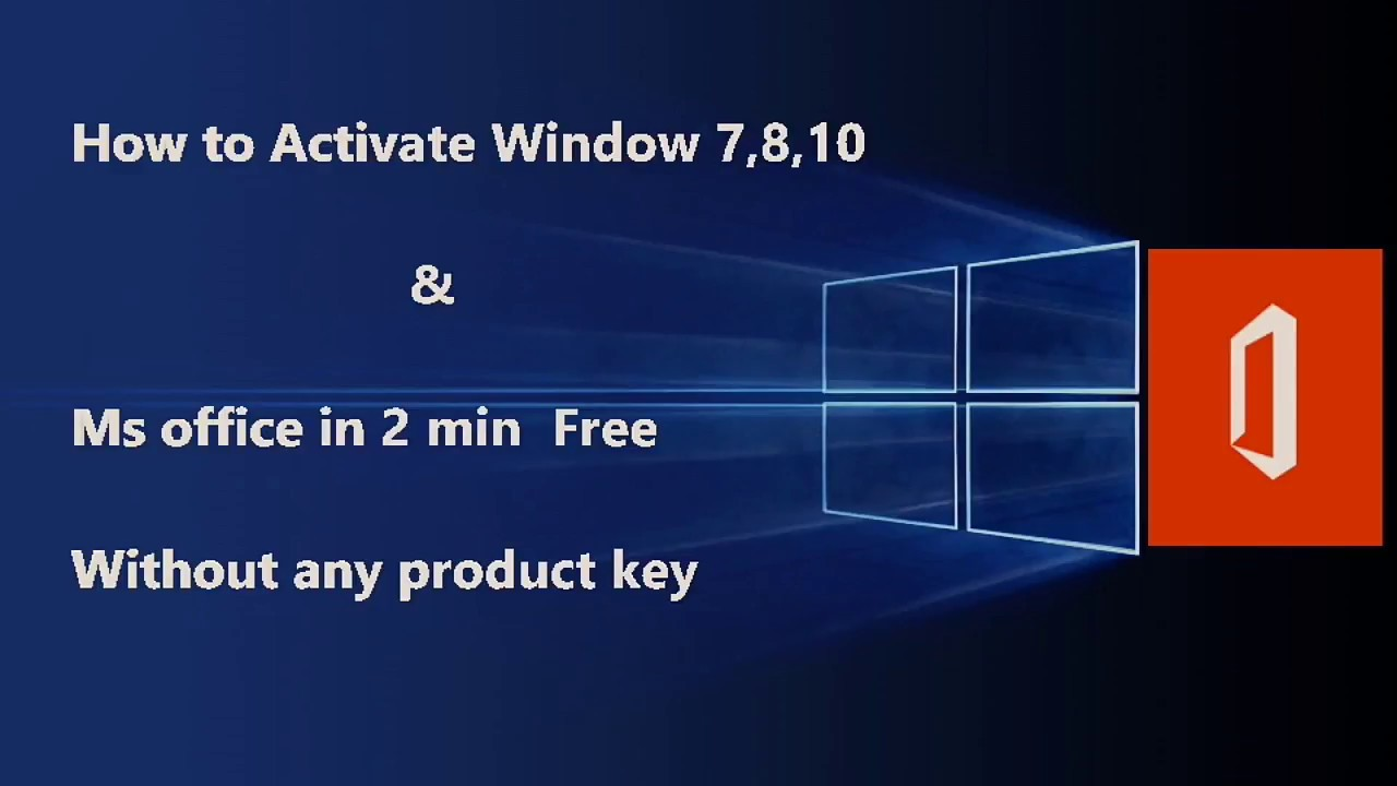 free ms office product key 2018