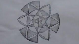 Simple Drawings Using Geometrical Shapes 1