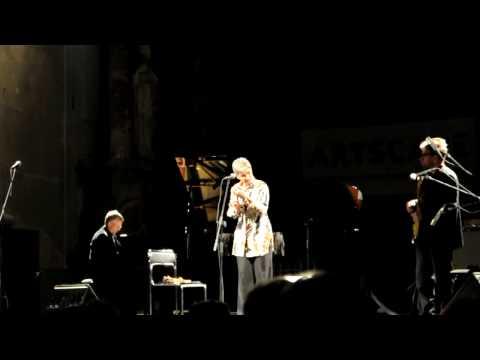 """Free Tallinn Trio, """"Artscape"""" projektas, Šv. Kotrynos bažnyčia, Vilnius, 2009/03/03"""
