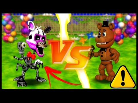 скачать игру fnaf world the return to evil