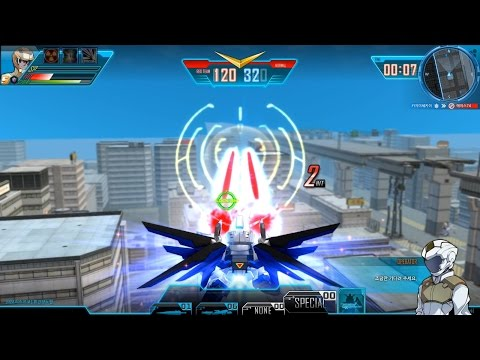 SD Gundam Next Evolution: Neo Tokyo (New Map) Freedom Gundam by Wing [Volume 15]