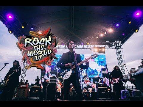 MASDO - ROCK THE WORLD 2017 #RTW17 #TTxRTW