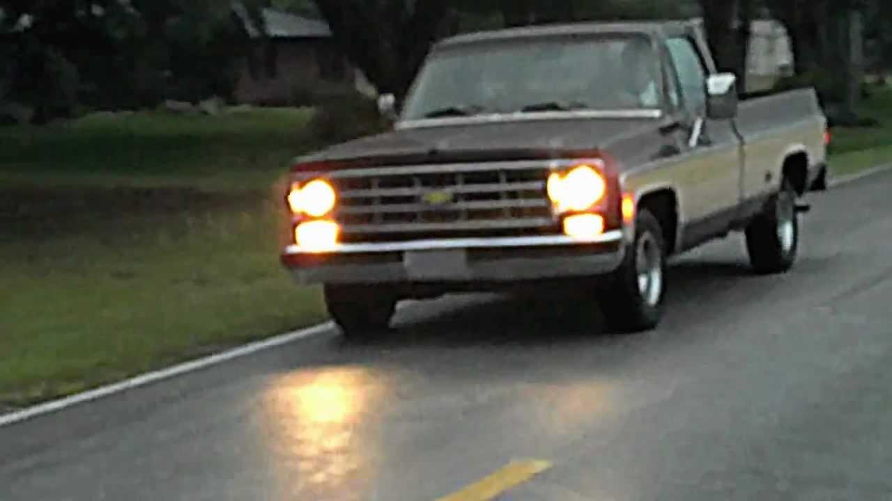 1978 Chevy C10 Silverado - YouTube