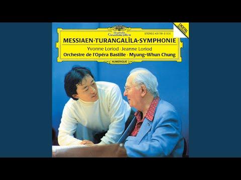 Messiaen: Turangalîla Symphonie - 5. Joie du sang des étoiles