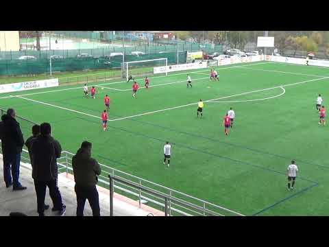 Goles Juvenil A Ourense CF 5 - Choco 1