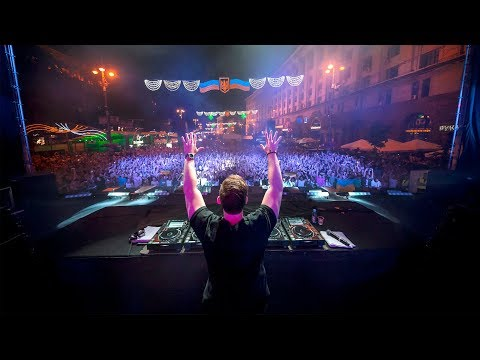 Hardwell at UEFA Champions Festival Kiev 2018 (Aftermovie)