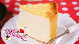 【用點心做點心】岩燒蜂蜜蛋糕(杜佳穎老師)