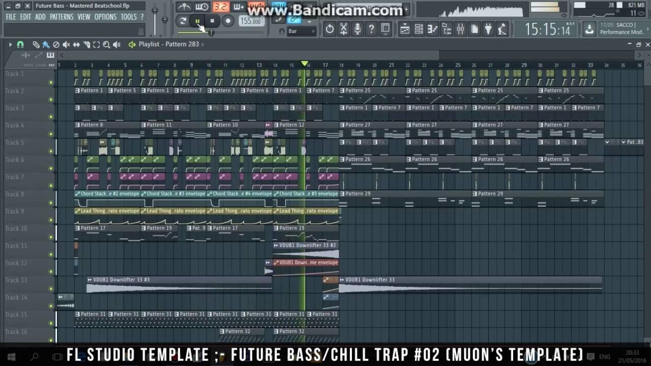 Fl Studio Template Tutorial Chill Trap Future B Flp