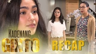 Kadenang Ginto Recap: Marga hears the truth about Cassie