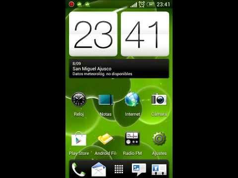 HTC Inspire 4G Sabsa Prime 4 Solucion camara