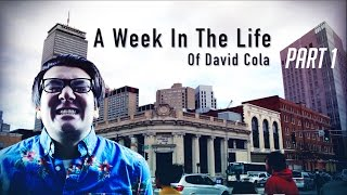 A Week In The Life of David Cola (At Berklee) Part 1