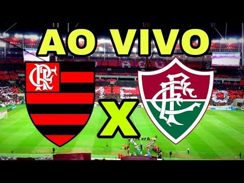 Flamengo X Fluminense Ao Vivo No Maracana Youtube