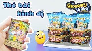 Grossery Gang - Sưu tập thẻ Grossery Gang đặc biệt, Collector Cards - ToyStation 75