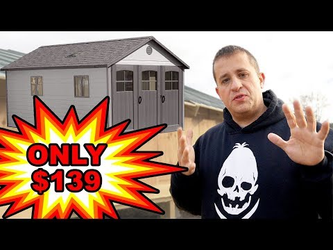 The $139 Shed Scam | How it works
