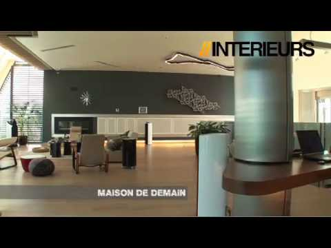 high tech domotique la maison de demain youtube. Black Bedroom Furniture Sets. Home Design Ideas